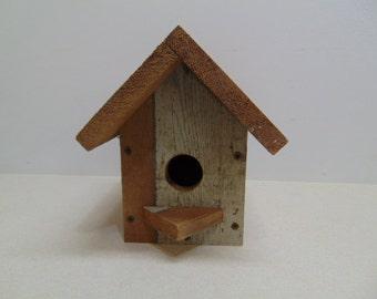Bird House - Unique Birdhouse - Rustic Birdhouse - Decorative Birdhouse