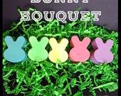 Bunny Bouquet Easter Guest Soap Assortment