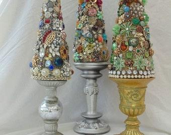 CUSTOM ORDER ONLY Custom Designed Jewelry Trees