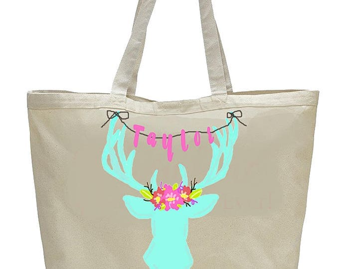 Bridesmaid Bags, Bride Tribe Bags, Monogrammed totebags, Personalized Canvas Bag, Beach Bag, Bridal party gifts, Bridesmaids Bags, Party bag