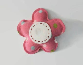 Rattle Cat Toy - Daisy