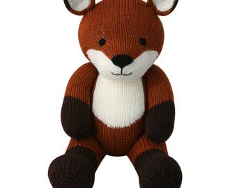 Fox - Knit a Teddy