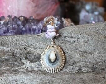 Hawaiian Seashell Necklace - Shell Jewelry from Hawaii - Ocean Inspired Necklace - Seashell Jewelry made in Hawaii - Hawaii Shell Necklace
