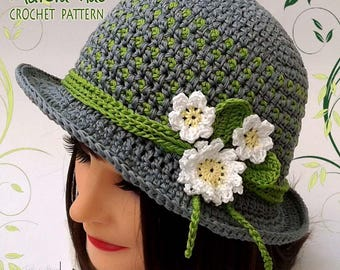 Crochet Patterns very easy to follow even for by MakiCrochet
