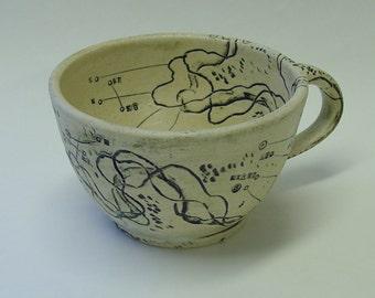 River Frontage Soup Mug