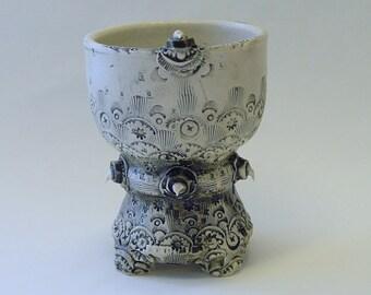 Industrial Wedding Cake Wine Cup v3.0