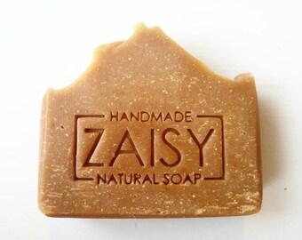 Oatmeal Milk and Honey, Handmade Goat Milk Soap, Oatmeal, Honey Soap, All Natural, Creamy Large Bubbly Soap