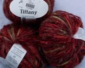 3 balls Mohair Blend Ribbon Yarn Trendsetter Yarn Tiffany