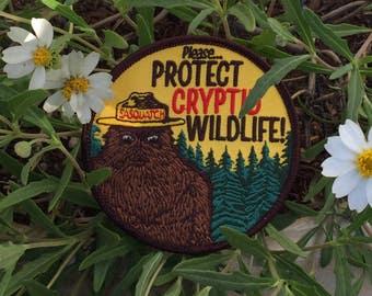 Cryptozoology Tracking Society: Cryptid PSA