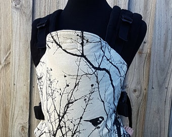 Winter Nest - Full Buckle Baby Carrier - Baby Size