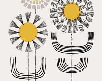 Ray Of Sunshine, open edition giclee print