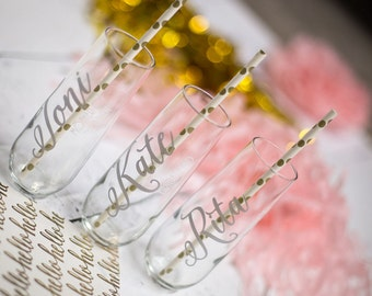 Stemless Champagne Flutes, Bridesmaid gifts, Bridesmaids gift, Bridesmaid champagne, maid of Honor, Bride. Personalized wedding party flute
