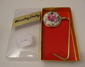 Vintage Purse Caddy Holder Hook
