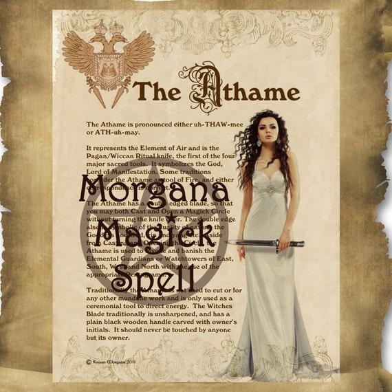 The Athame