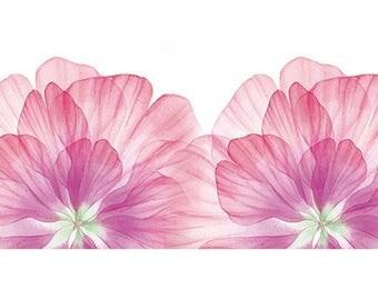 Flower Washi Tape (35mm X 10M)