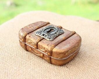 Steampunk Suitcase