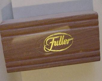 Vintage Sample Cedar Wood Block Closet Drawer Vanity Chest RARE Salesman Sample Historic Fuller Brush Company