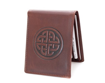 Conan Leather Wallet
