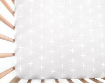 Crib Sheet Neutral Skinny Plus. Fitted Crib Sheet. Baby Bedding. Crib Bedding. Minky Crib Sheet. Crib Sheets. Gray Crib Sheet.