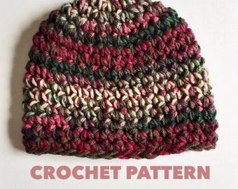 Crochet Hat Patterns With Beads : Pussy Hat Crochet Pattern Womens March 2017 Kitty Hat