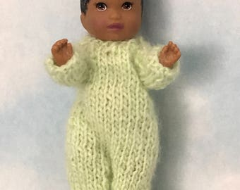Onesie For Infant & Toddler Fashion Dolls