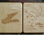 BLACKFOOT RIVER MAP Fly B...