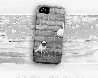 iPhone 6s Case - iPhone 6s Plus Cover - Pug iPhone 8 Case - Pug iPhone 8 Plus Case - iPhone 6 Case - iPhone  Case Dog Puppy Pug