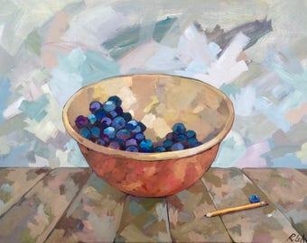 Blueberry Bowl 2