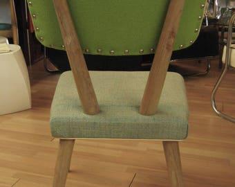 vintage 50's desk chair
