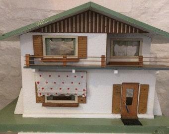 Dolls House 1960's Moritz Gottschalk model No. 814