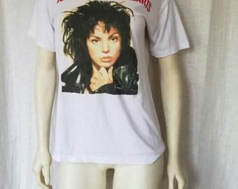 Rare Vintage 80s Joan Jett Tour Tee