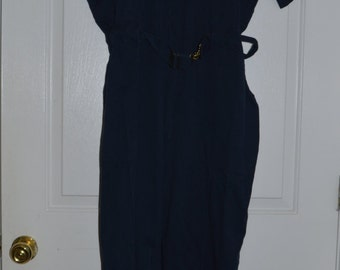Vintage Parasuit coveralls overalls para suit womens large mens medium Urban Outfitters style