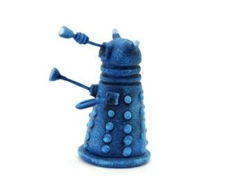 Doctor Who Dalek figurine sculpture