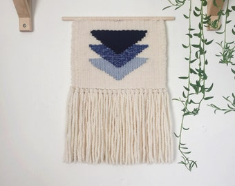 dallas / hand woven wall hanging