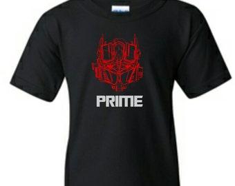 Similar Octomus Prime Transformers  T-Shirt