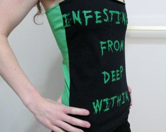 Devourment Halter Top Women's Death Metal Shirt