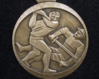 Swiss historical medal - Swiss history - Famous battle of Naefels 1388 in Switzerland