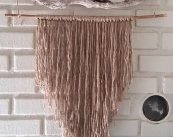 Boho Style Wall Hanging