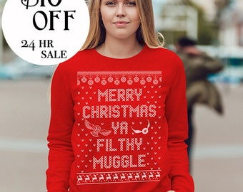 """Shop """"harry potter christmas"""" in Clothing"""