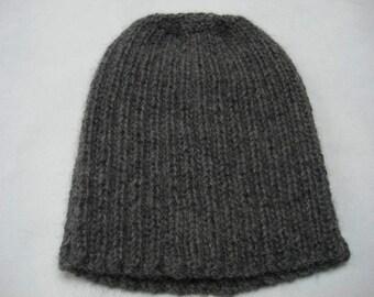 Beanie Hat - Grey