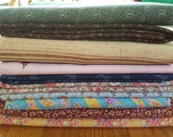 Fabric lot, fabric destash