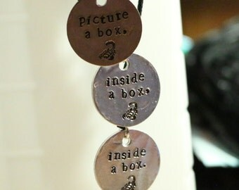 Orphan Black Pupok Necklace Set