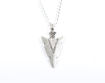 Arrow Head Necklace | Arrow necklace | Arrow jewellery | Archery Jewellery | Arrow Gift Idea