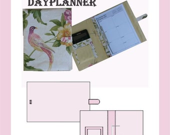 Sew Your Own Day Planner - Sewing Pattern