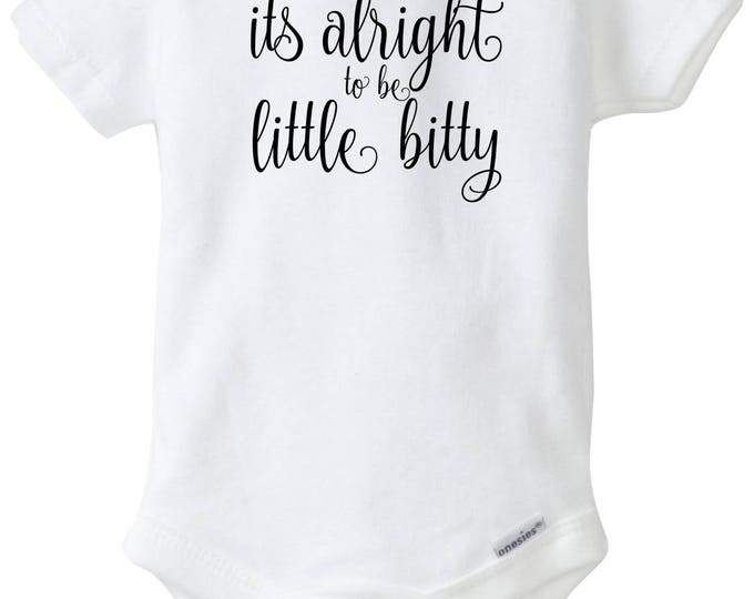 15% OFF coupon on Little Bitty Baby Girl Onesies®, Baby Girl ...
