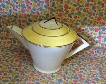 Art Deco Palissy Teapot