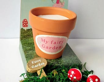 Fairy Party Favours | Fairy Garden Kits | DIY Miniature Garden Kit | Fairy Garden Accessories