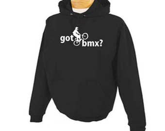Got BMX Bike Racing Riding Outdoor Track Sport Adult Hoodie