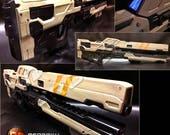 Halo Rail Gun Kit