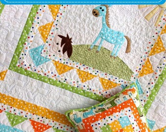 Baby quilt pattern | Etsy : designs for baby quilts - Adamdwight.com